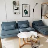 Duplex - 3 sovrum - Vardagsrum