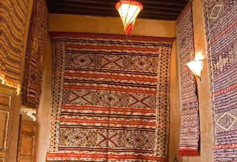 Dar Lmallouki, Fes, Quarto tradicional, Quarto