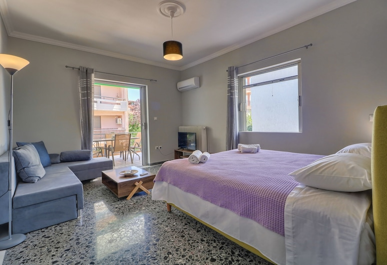 Carpe Diem Apartments By Athens Airport, Markopoulo Mesogaias