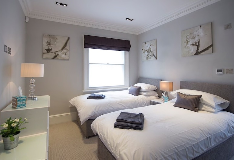 Luxury two bedroom Covent Garden, London, Exclusive Apartment, 2 Bedrooms, Non Smoking, 2 Bathrooms, Room