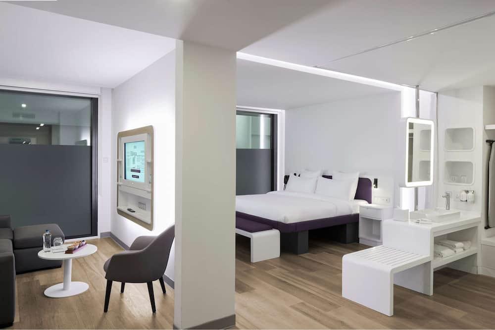 First Class King Junior Suite - Pokój