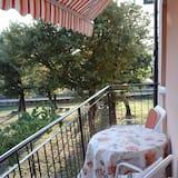 하우스, 정원 전망 - 발코니