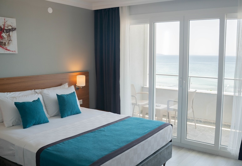 Asel Hotel, Didim, Standard Room, Sea View, Guest Room