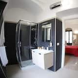 Basic Apartment, Kitchenette - Bathroom
