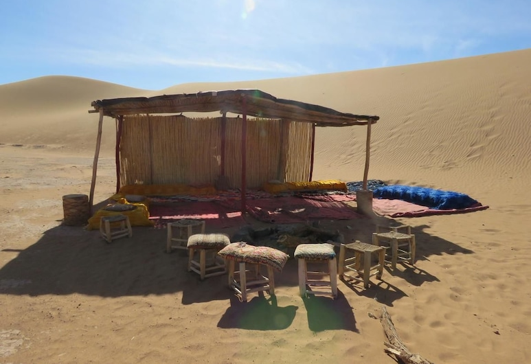 Chegaga Berber Camps, M'Hamid El Ghizlane, Terasa