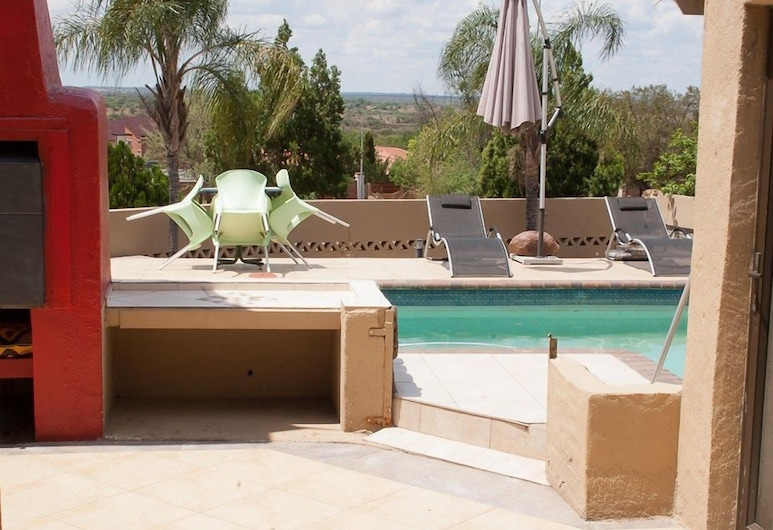 Rantsho Lifestyle Guesthouse, Moses Kotane, Outdoor Pool