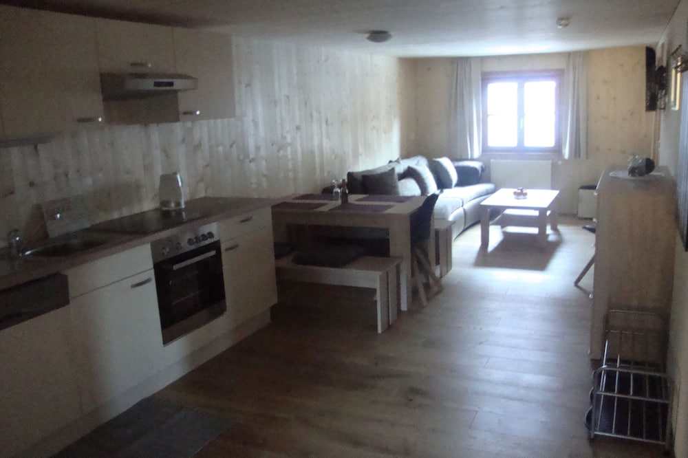 Apartment (Mohnenfluh) - Living Area