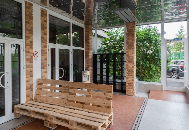 M&DHost - Hostel, Moscow, Terrace/Patio