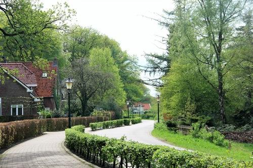 川、森、ヒース、ウォーキング、サイクリングなどのルートに近い快適な別荘/