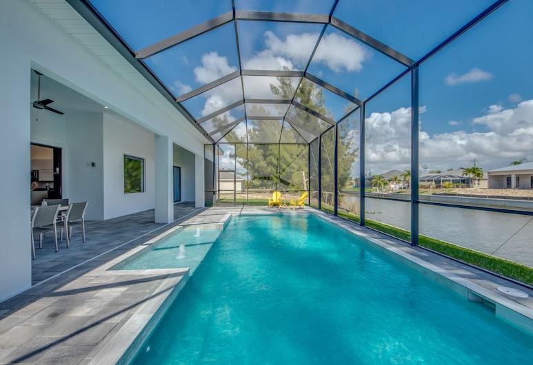 南風別墅 - 火熱假期飯店, 珊瑚角, 游泳池