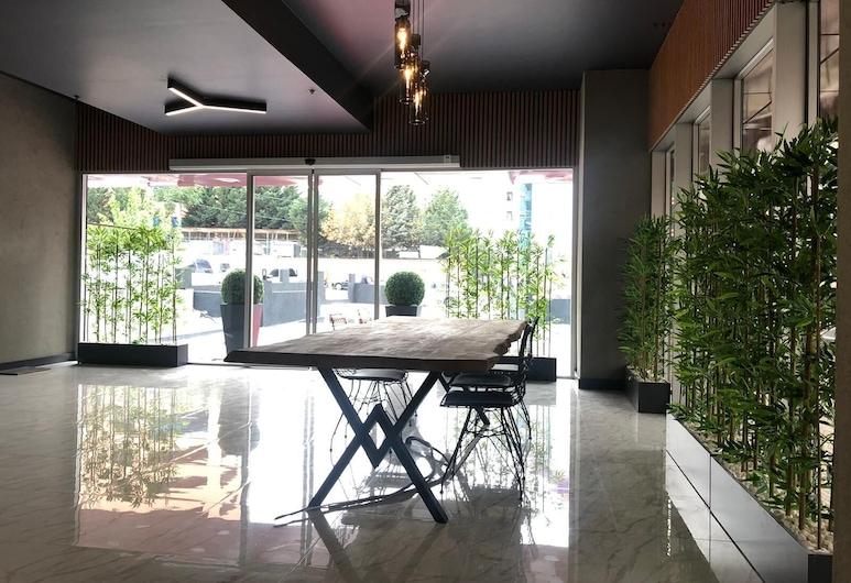 Atacity Hotel, Istanbul, Interijer – ulaz