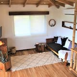House, Multiple Bedrooms, Kitchen, Mountain View - Living Area