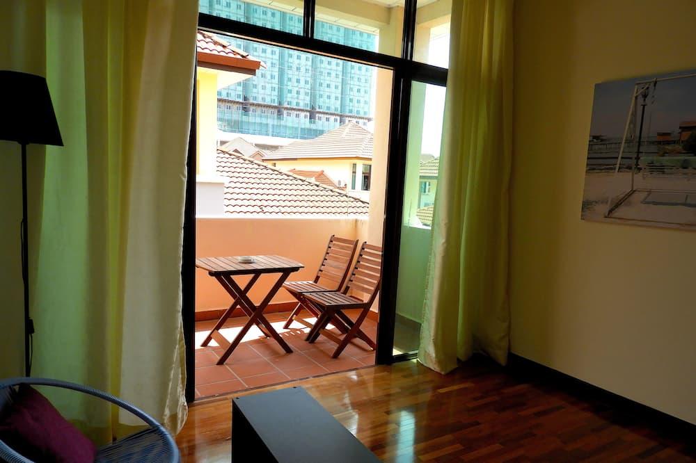 Стандартний номер-люкс - Балкон