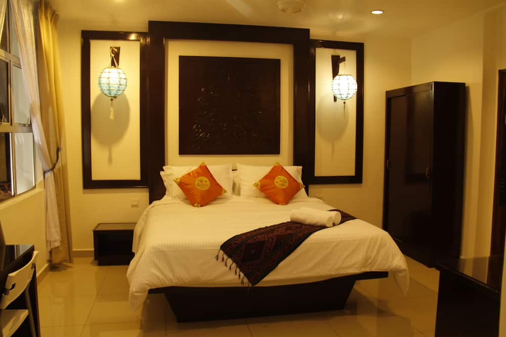 Executive Deluxe King Room - Guest Room