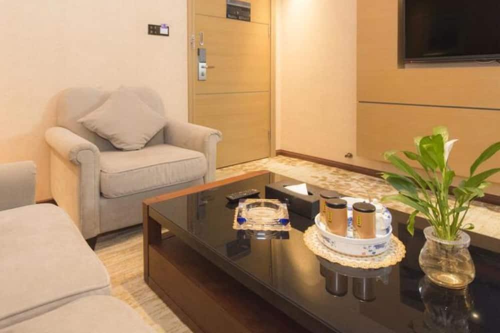 Boutique Suite - Living Room