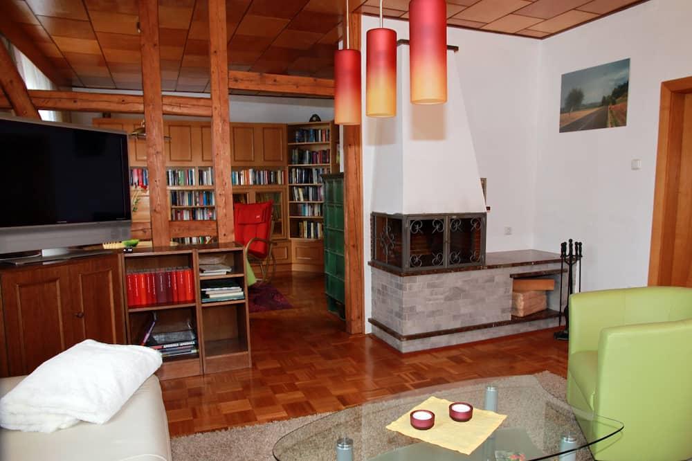 Apartment, 2 Bedrooms (Nahetal) - Living Area