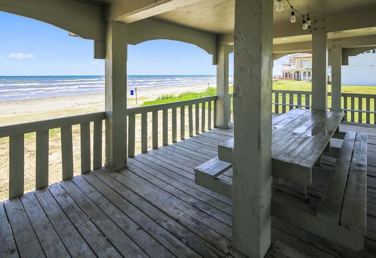 Kahala 11835 - 6 Br Home, Galveston, Dom, 6 sypialni, Balkon