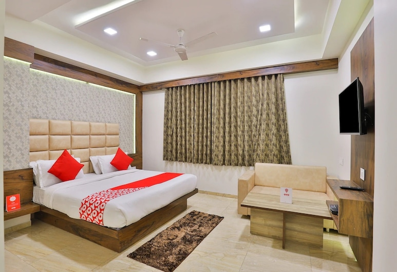 Hotel Hill Park by Sky Stays, Ahmedabad