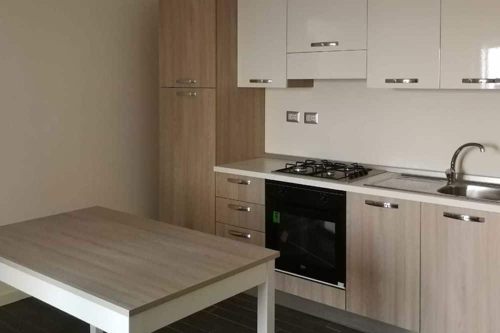 Superior Double Room, Sea View - Shared kitchen
