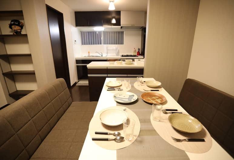 L 之家酒店, 大阪, 單棟房屋, 客廳