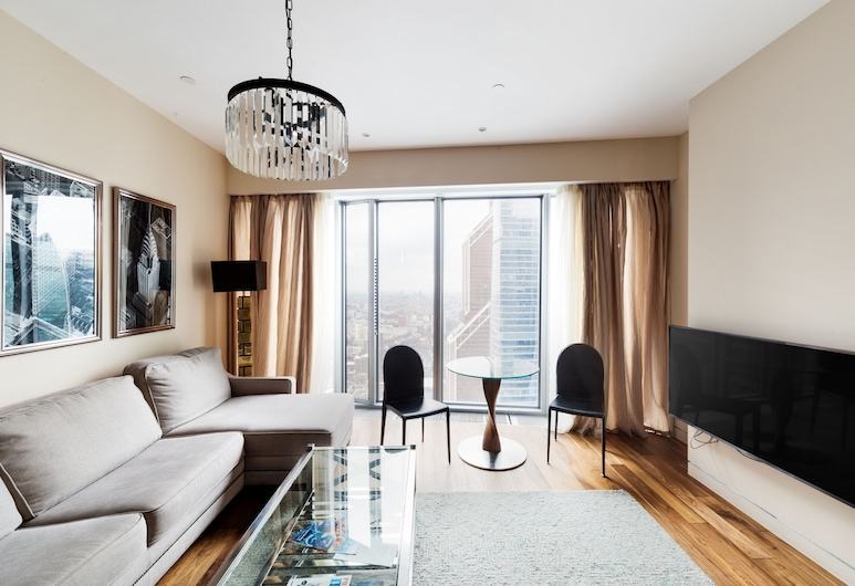 Apartment Moscow City Eye Tower, Moscow, Business Quadruple Room, Room