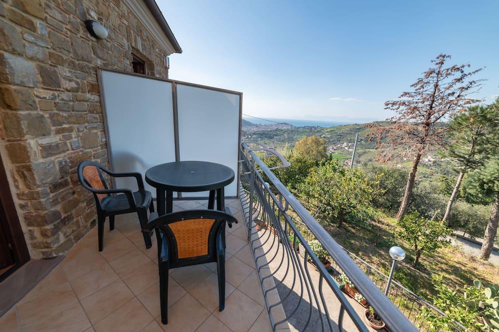 Vila (Pandora) - Balkonas