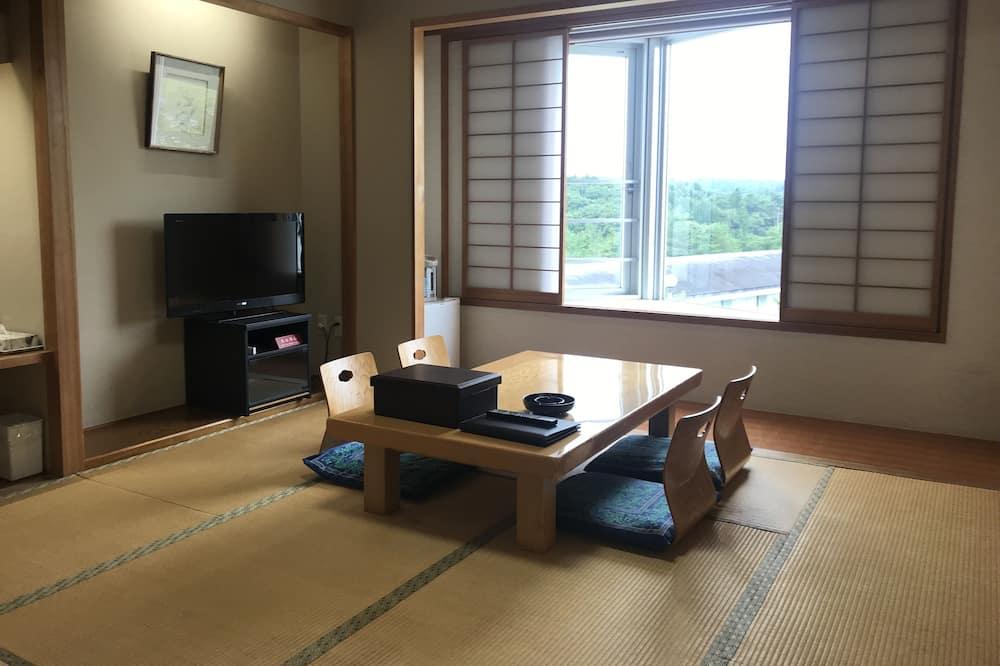 Camera Tradizionale, fumatori (Japanese Style) - Soggiorno
