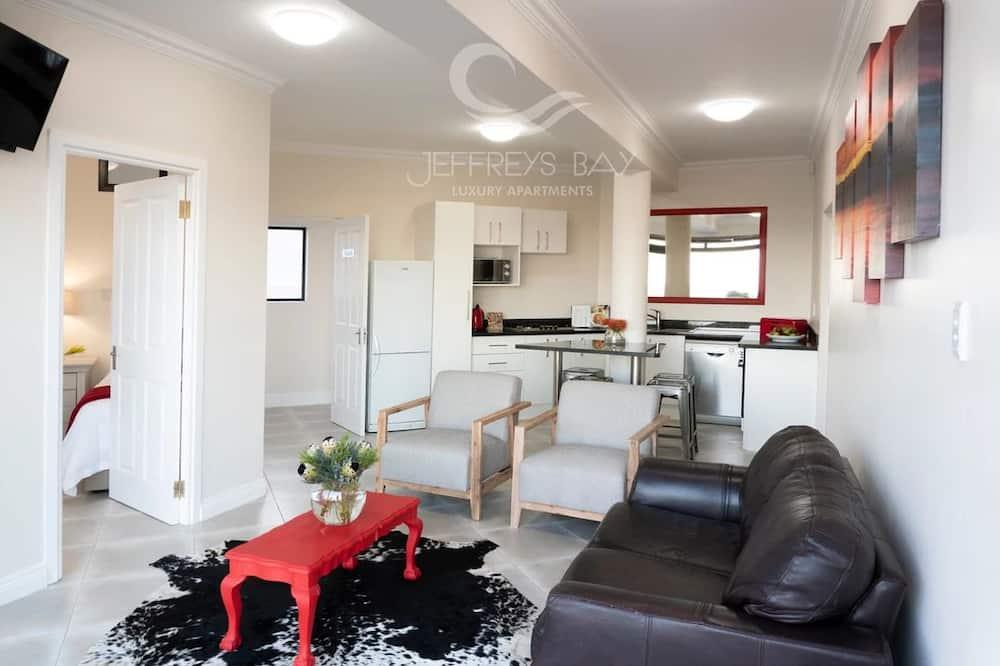 Luxury Διαμέρισμα (6) - Περιοχή καθιστικού