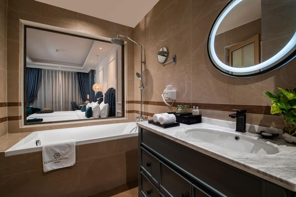 特級三人房, 1 間臥室, 非吸煙房 - 浴室