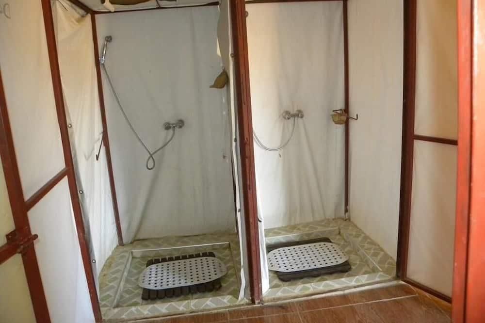Deluxe-telttamajoitus - Kylpyhuone