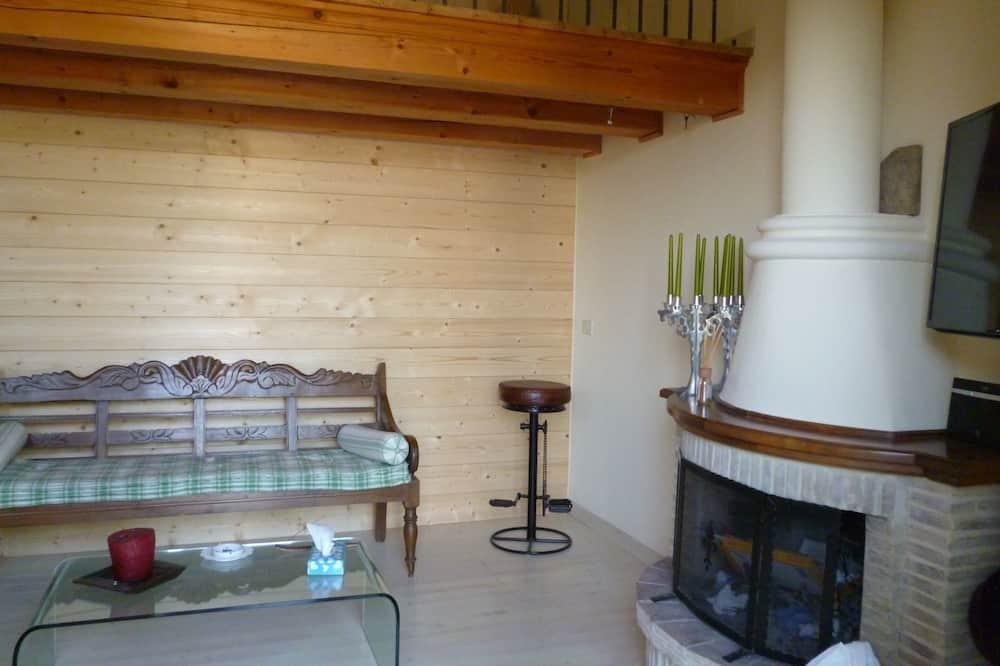 Loft, Patio, Garden View - Living Area