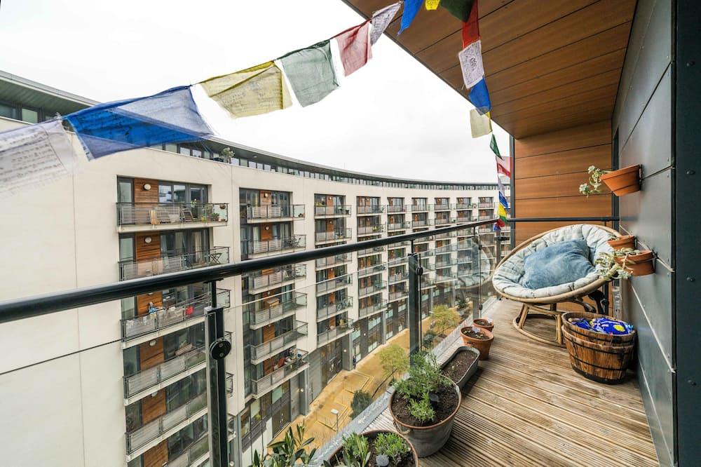 公寓, 2 间卧室 - 阳台
