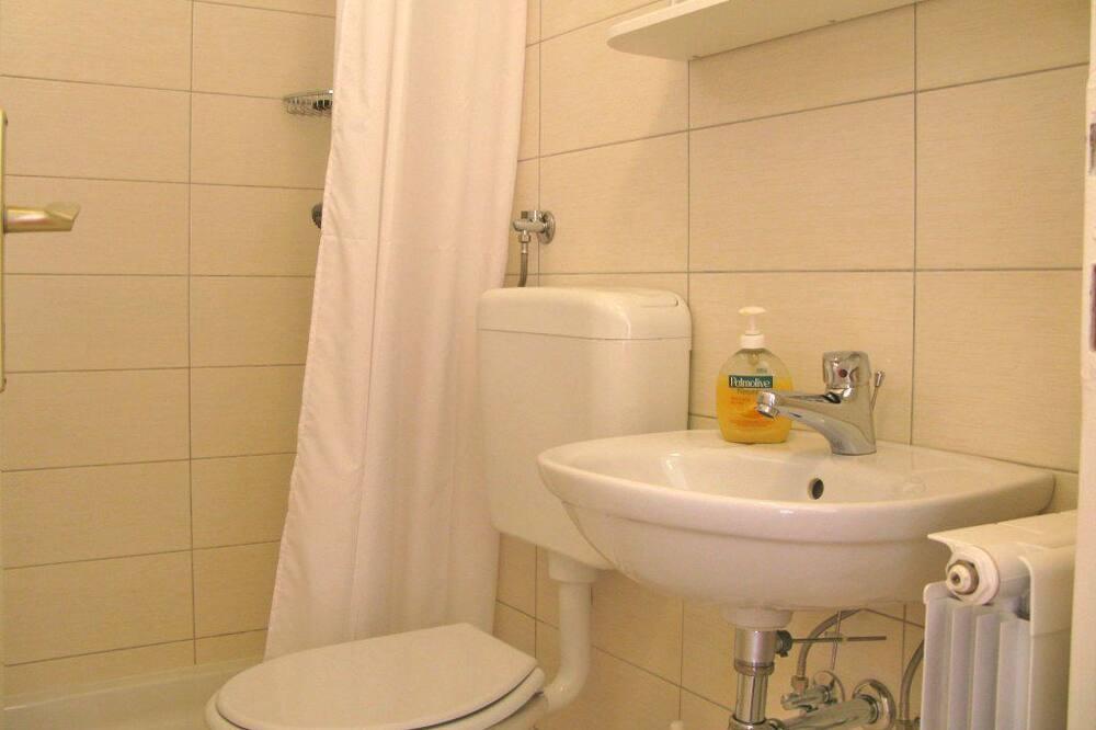 Apartment (A1) - Badezimmer