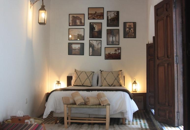 Riad Boujloud, Fes, Apartmán typu Junior, Hosťovská izba
