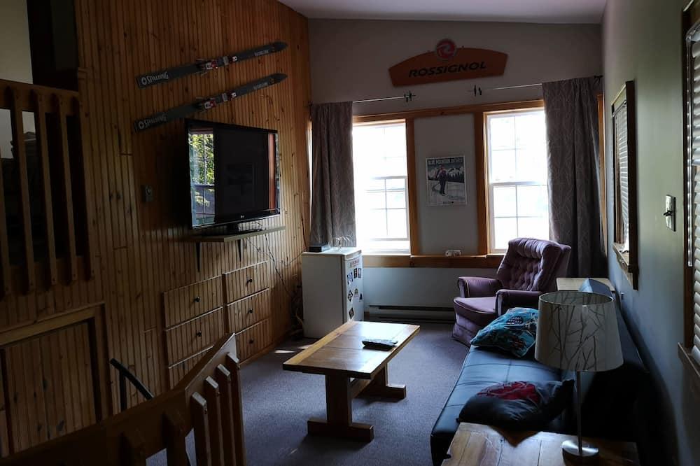 جناح ديلوكس - غرفتا نوم - لغير المدخنين - منظر للحديقة - غرفة نزلاء