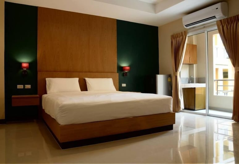 BB Residence, Pattaya, Standard Double Room, Guest Room