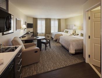 Nuotrauka: Candlewood Suites Newnan - Atlanta SW, Niunanas
