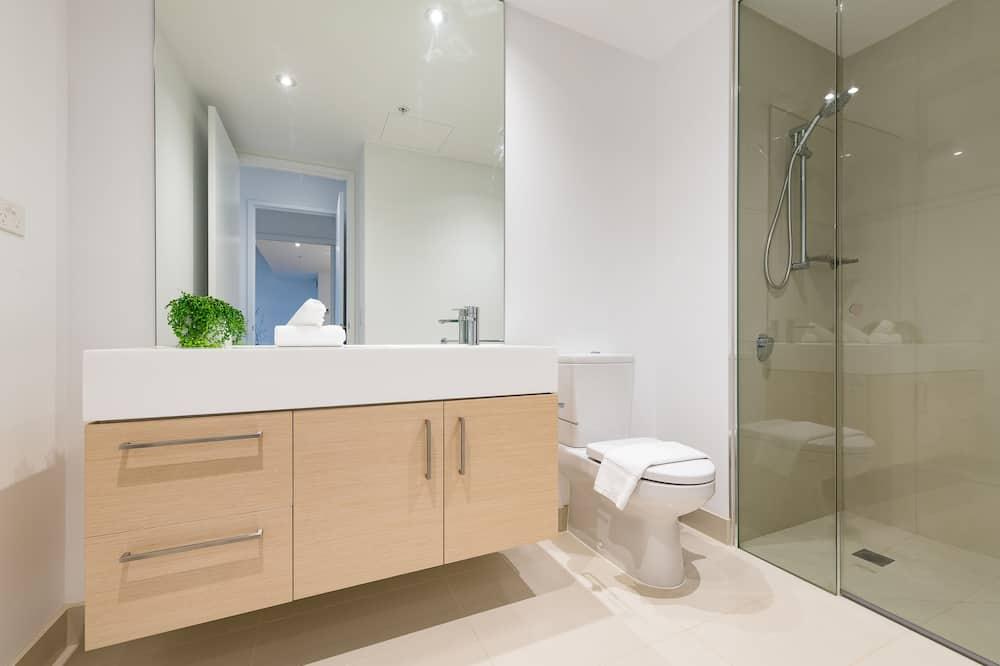 Luxury Apart Daire, 2 Yatak Odası - Banyo