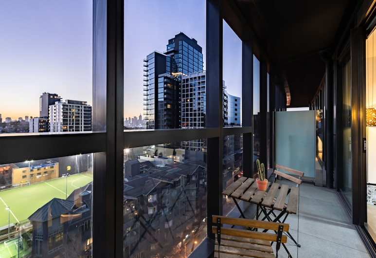 South Yarra 2Br With Beautiful Melbourne View, South Yarra, Apartment, 2 Bedrooms, Balcony