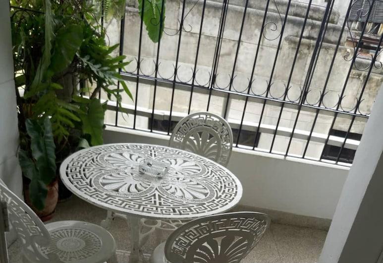 Apto Sweet Obispo Boulevard, Havana, Standaard appartement, Terras