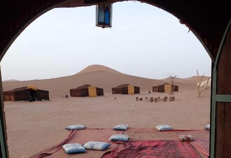 Atta Desert Camp, M'Hamid El Ghizlane, Inngangur að innanverðu