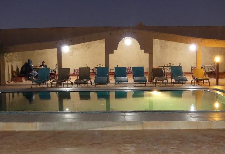 Palais Des Dunes, Taouz, Piscina al aire libre