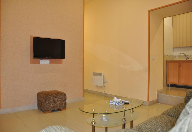 Anika suite, Jerevan, Perushuoneisto, Oleskelualue