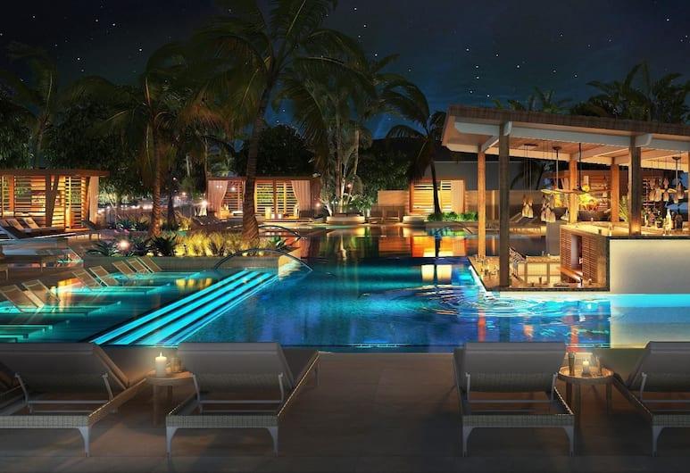 Unico 20° 87° Hotel Riviera Maya, Kantenah, Pool