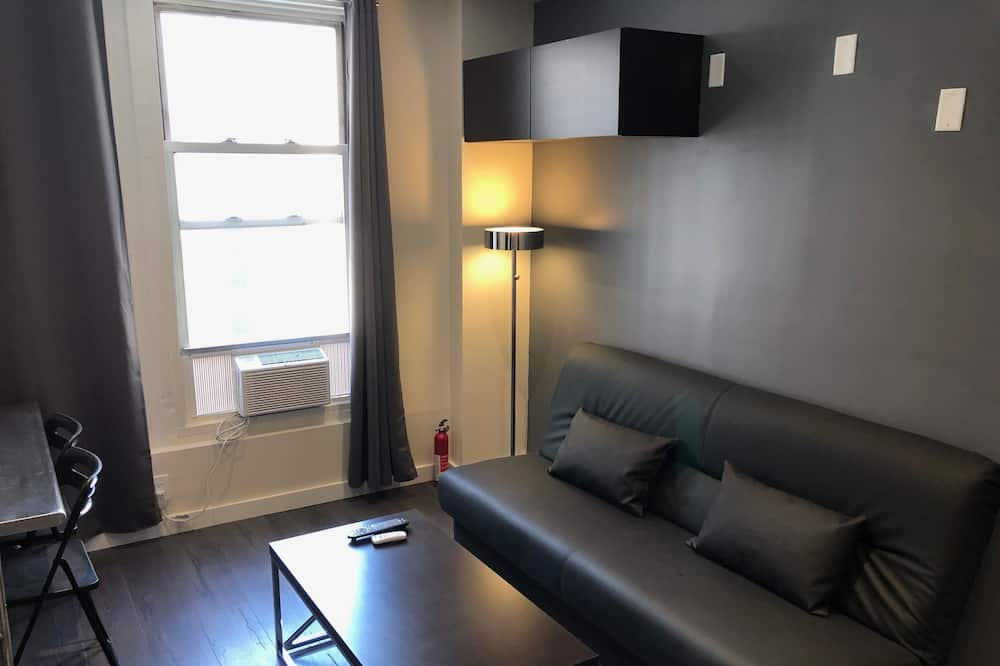 Superior Apartment, Apartment 807 - Vardagsrum