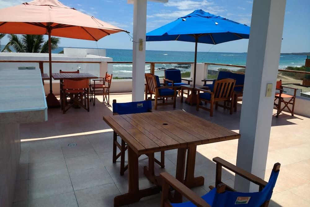 Dobbeltrom – superior - Terrasse/veranda