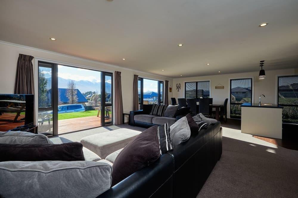 獨棟房屋, 5 間臥室 - 客廳
