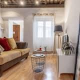 Ateliérový apartmán, 1 spálňa - Obývacie priestory
