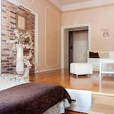 Romantische Studiosuite - Wohnzimmer