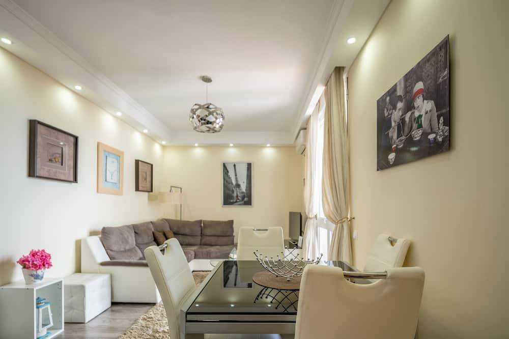 Apartemen, 1 kamar tidur, balkon, pemandangan laut - Area Keluarga